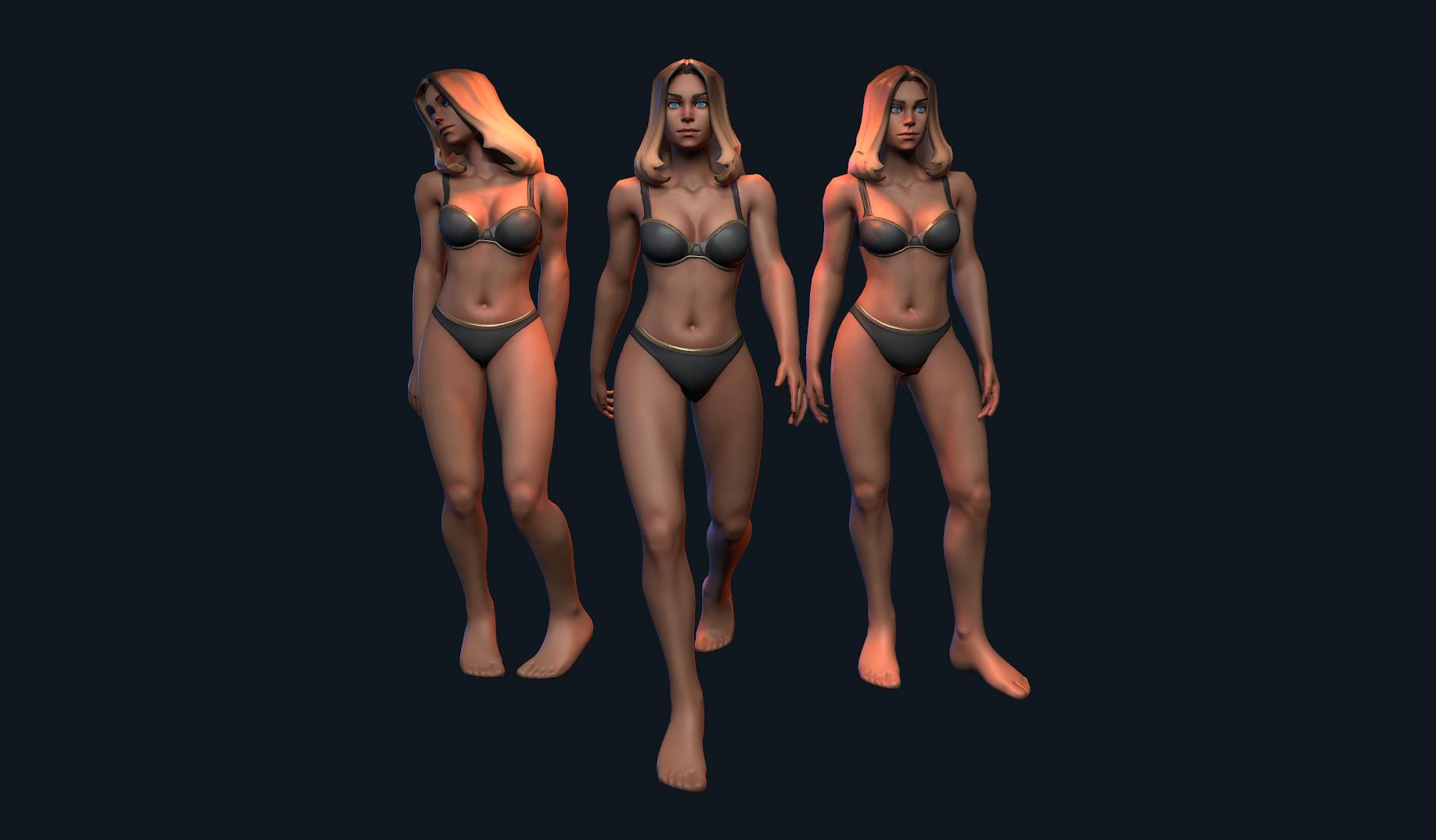Oath MMORPG kickstarter character art 2