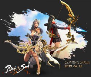 Blade Soul Archer class