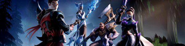 free-to-play action RPG Dauntless