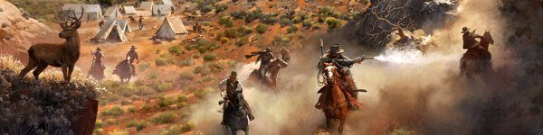 Wild West MMO New Frontier