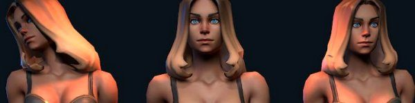 Oath MMORPG kickstarter character art