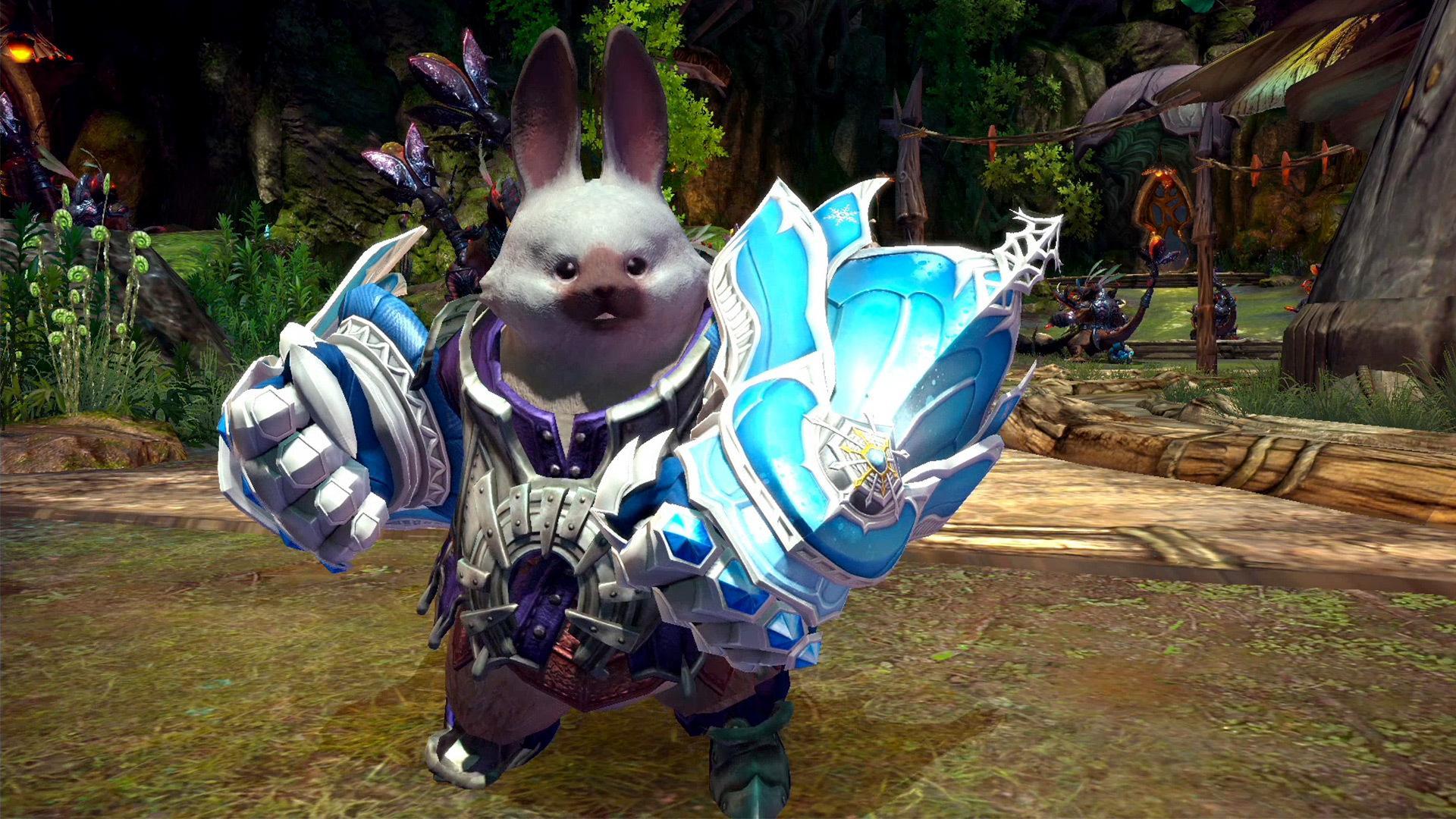 TERA Skywatch Call to Arms bunny