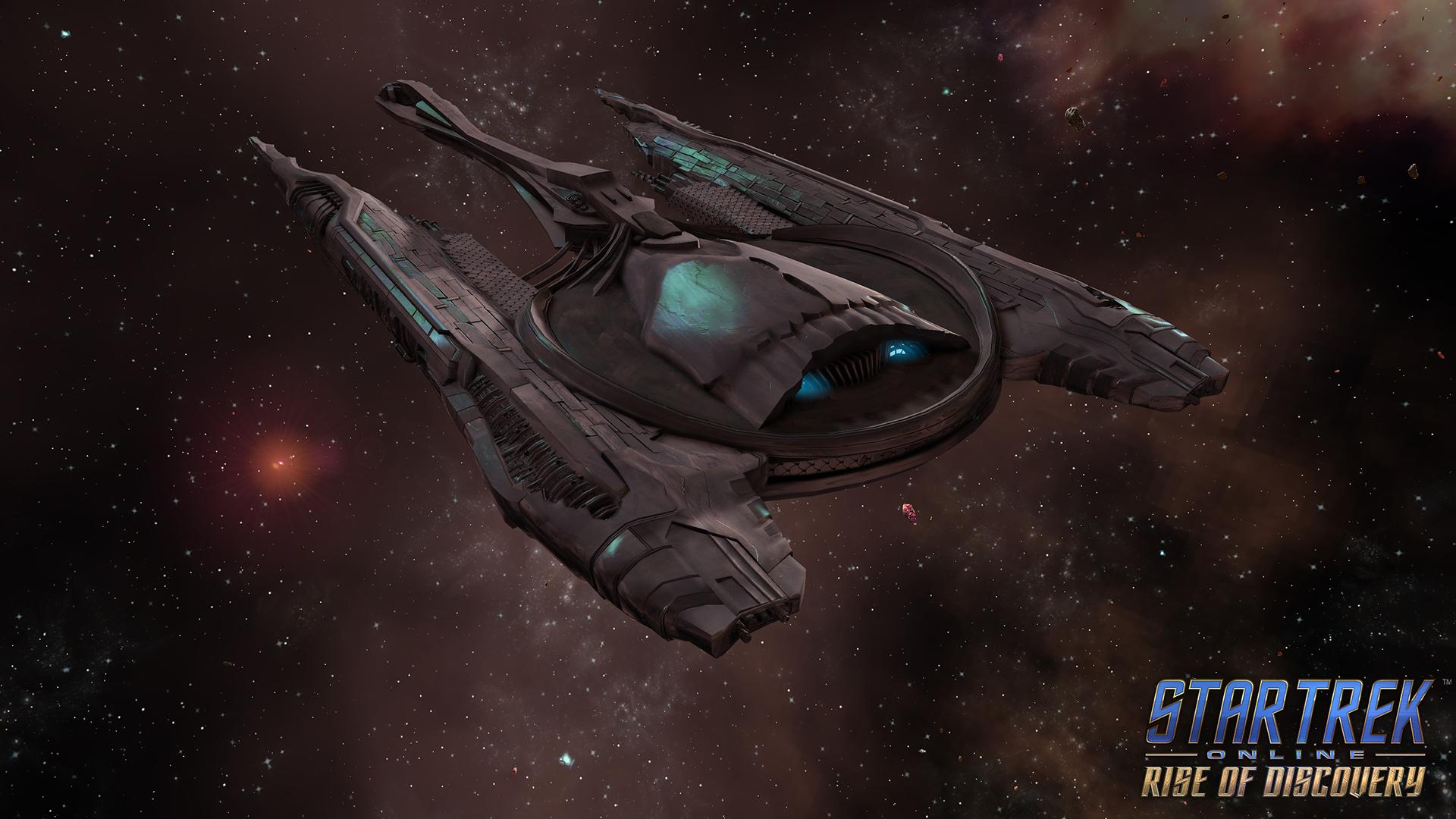 Star Trek Online Rise of Discovery giveaway Qoj Command Dreadnought Cruiser