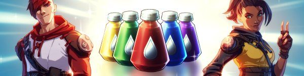 Dauntless dye system