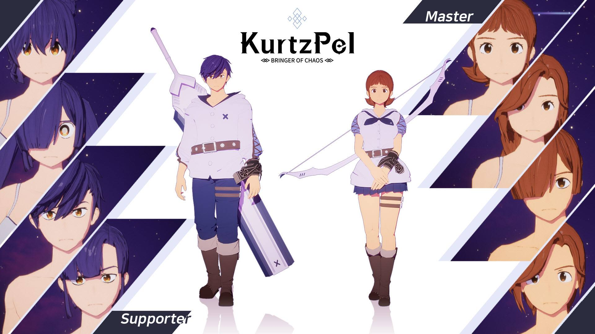 Character customization options KurtzPel 8