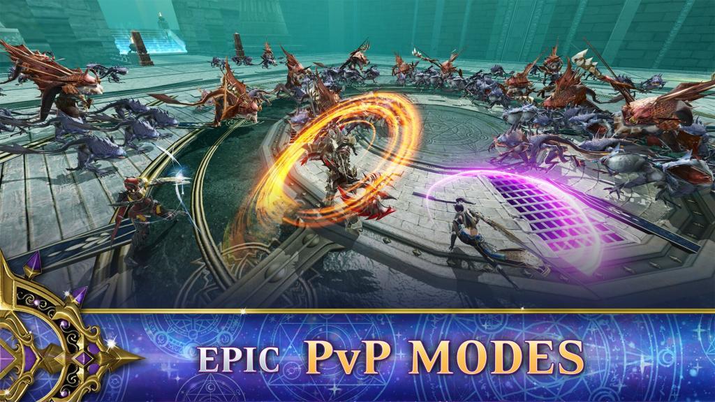 AxE Alliance vs Empire Update pvp mode