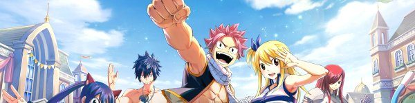 Fairy Tail:Magic Guide video impressions