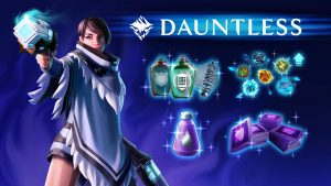Dauntless free in-game bundle
