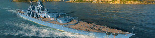 Soviet ships World of Warships