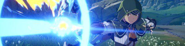 Blue Protocol closed alpha gameplay