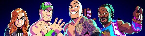 Brawlhalla WWE Superstars
