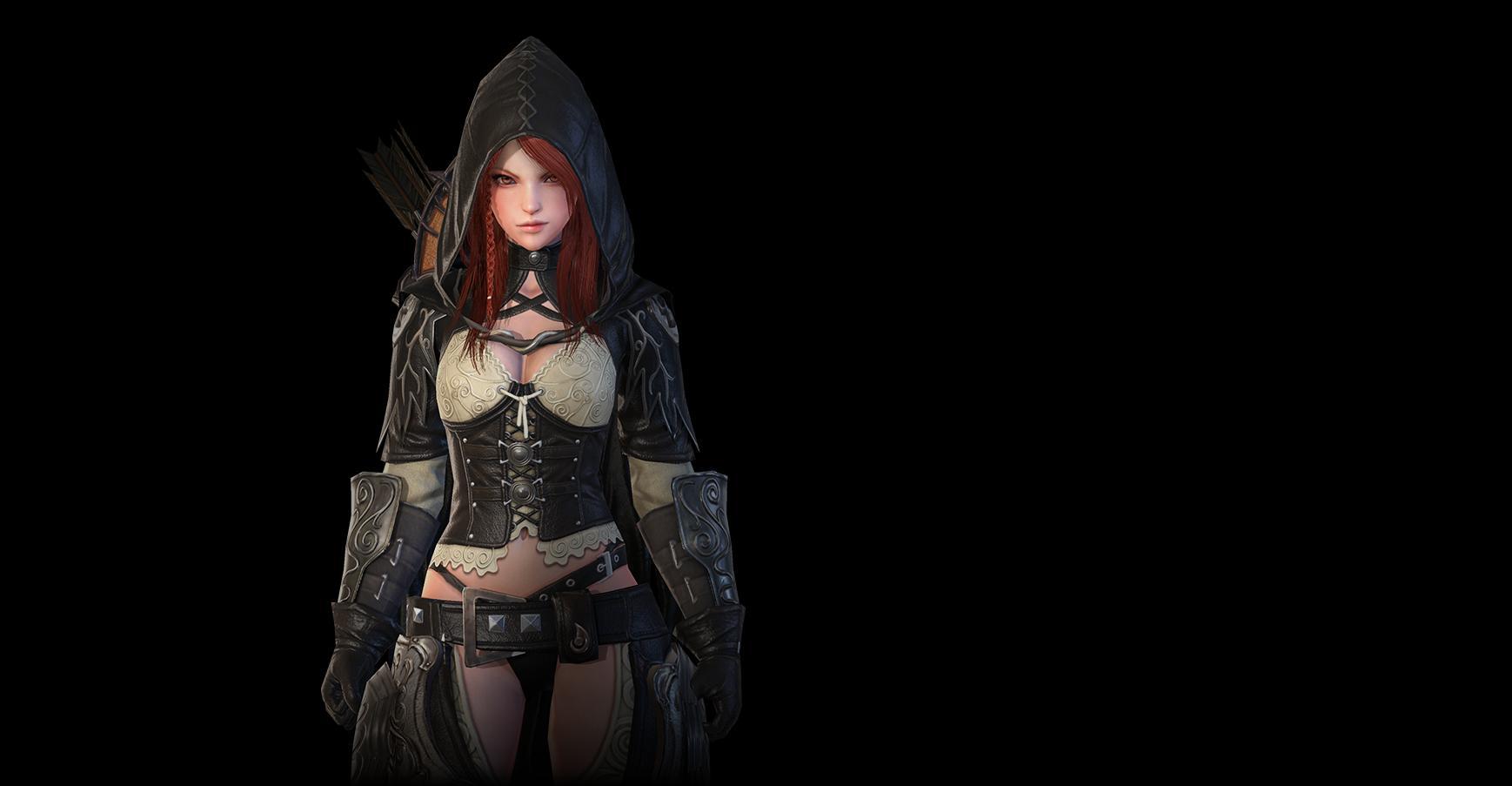 First Summoner Strategy RPG Rachel costume