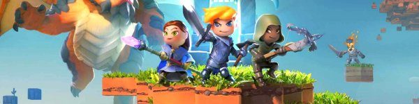 Portal Knights MMO