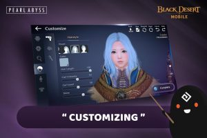 Black Desert Mobile sneak peek