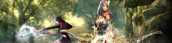 Blade and Soul Storm of Arrows