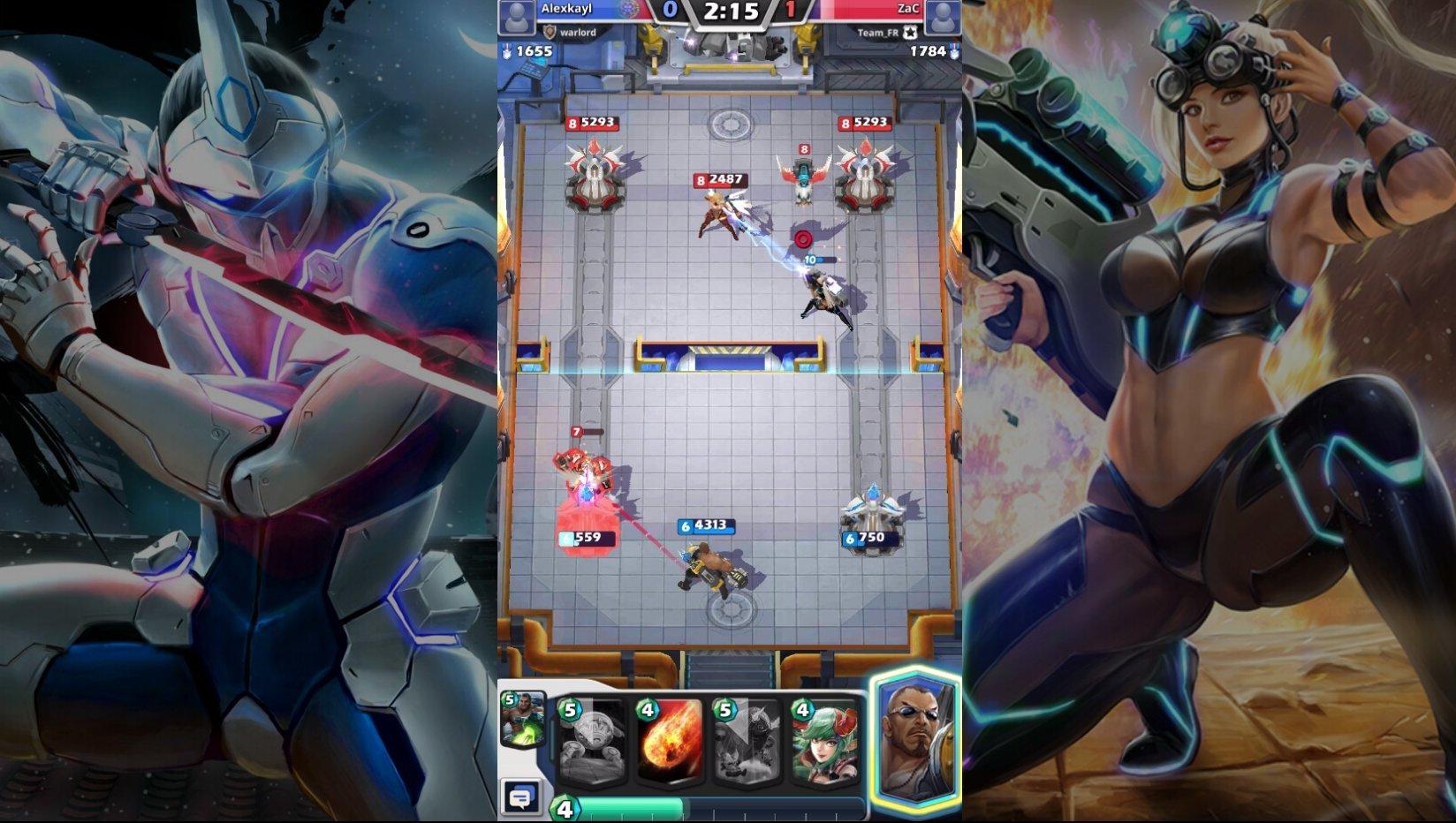 Champion Strike trailer gameplay 1