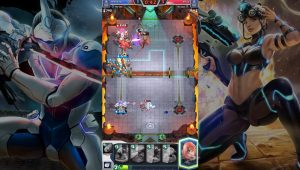 Champion Strike trailer gameplay 2