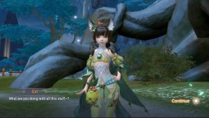 Perfect World Mobile Impressions Fox Girl