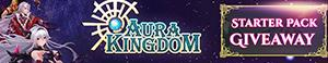Aura Kingdom Free Starter Pack Giveway (US only)