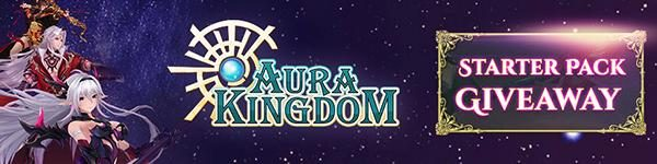 Aura Kingdom Free Starter Pack Giveway