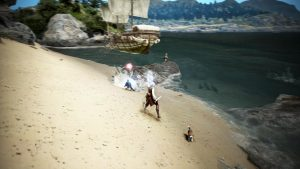 Black Desert Online Great Expedition Update Gameplay Island