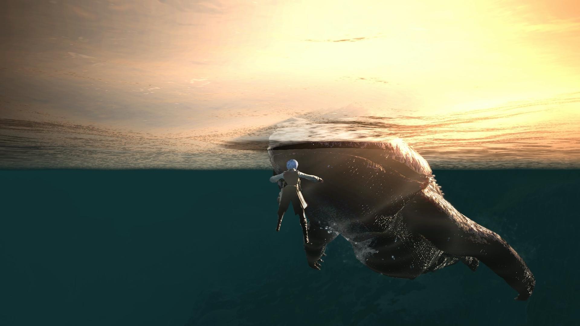 Black Desert Online Great Expedition Update Gameplay Sea Creature