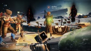 Destiny 2 New Light Shadowkeep Review Eris Morn