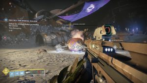 Destiny 2 New Light Shadowkeep Review Moon