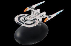 Garagin Class Star Trek Online Starship Model