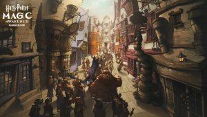 Harry Potter Magic Awakened Wallpaper