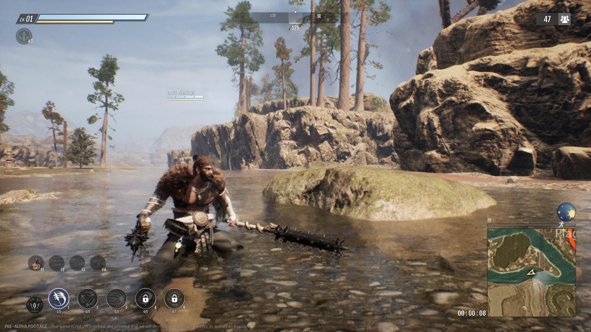 Hunters Arena Legends Alpha Impressions 2