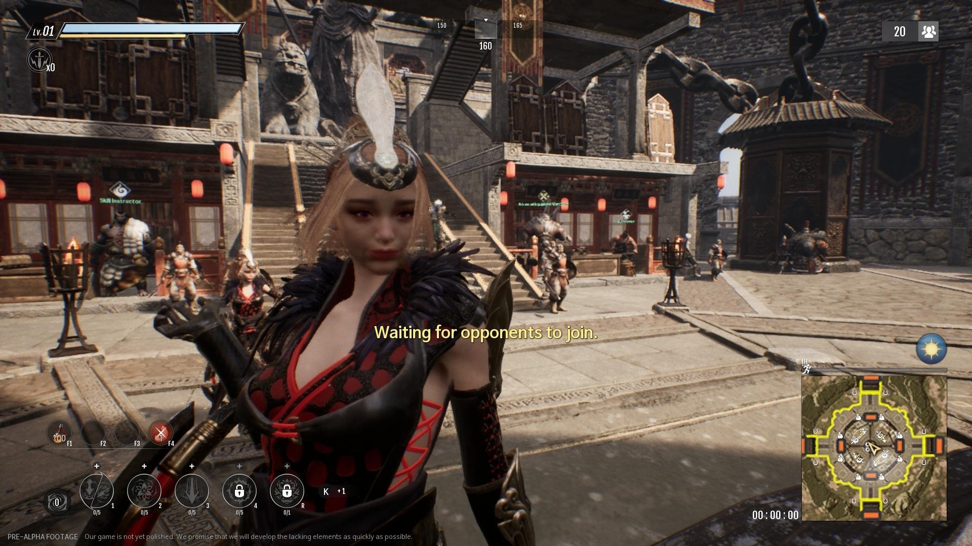 Hunters Arena Legends Alpha Impressions