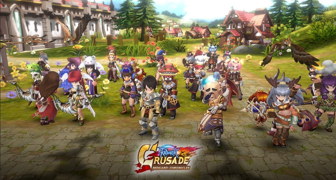 Ragnarok Crusade: Midgard Chronicles screen