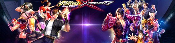 The King of Fighters Allstar and Tekken 7 crossover