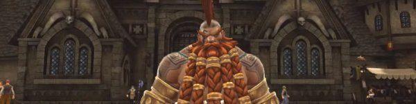 Warhammer Odyssey MMORPG trailer