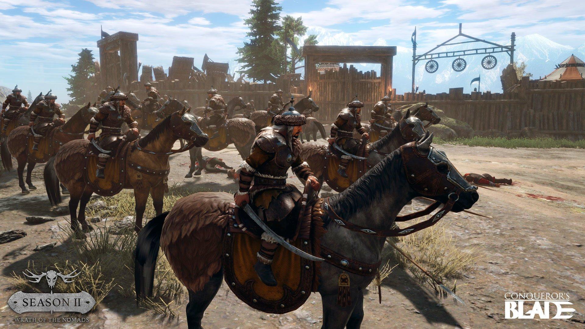 Conquerors Blade Season 2