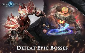 Dragon Storm Fantasy Epic Bosses