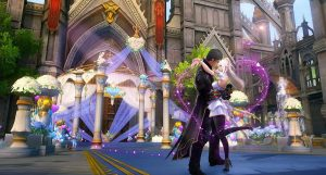 Eternal Magic Gameplay Marriage