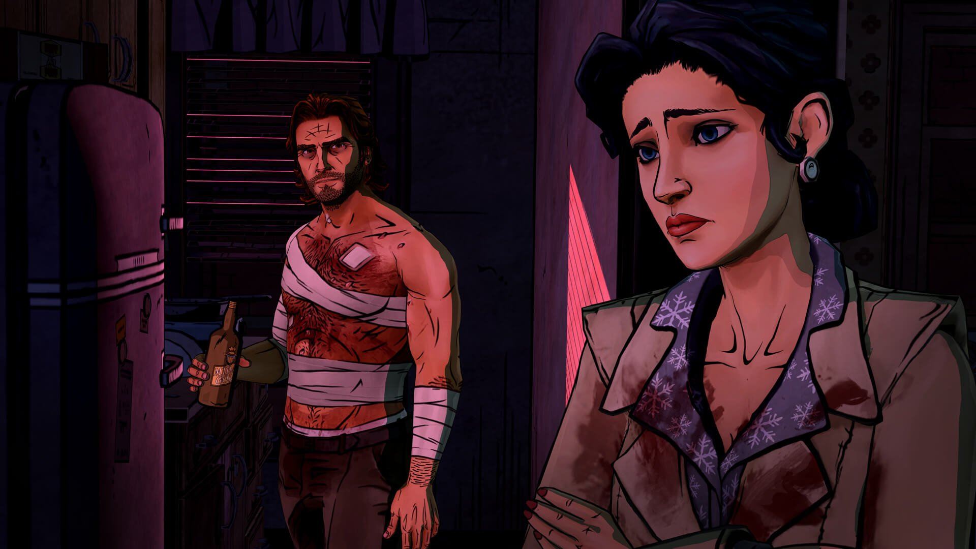 The Wolf Among Us free Epic Games Store
