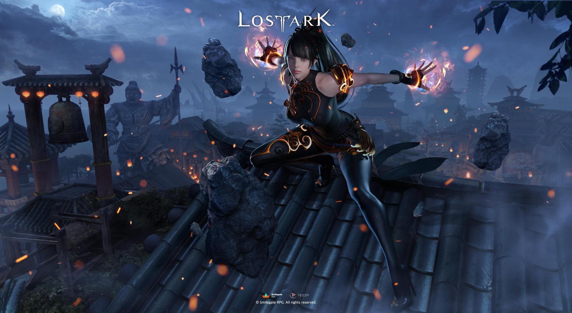 Lost Ark Release Date Wallpaper