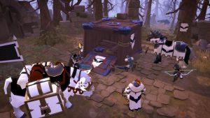 Albion Online Queen Update Hideouts