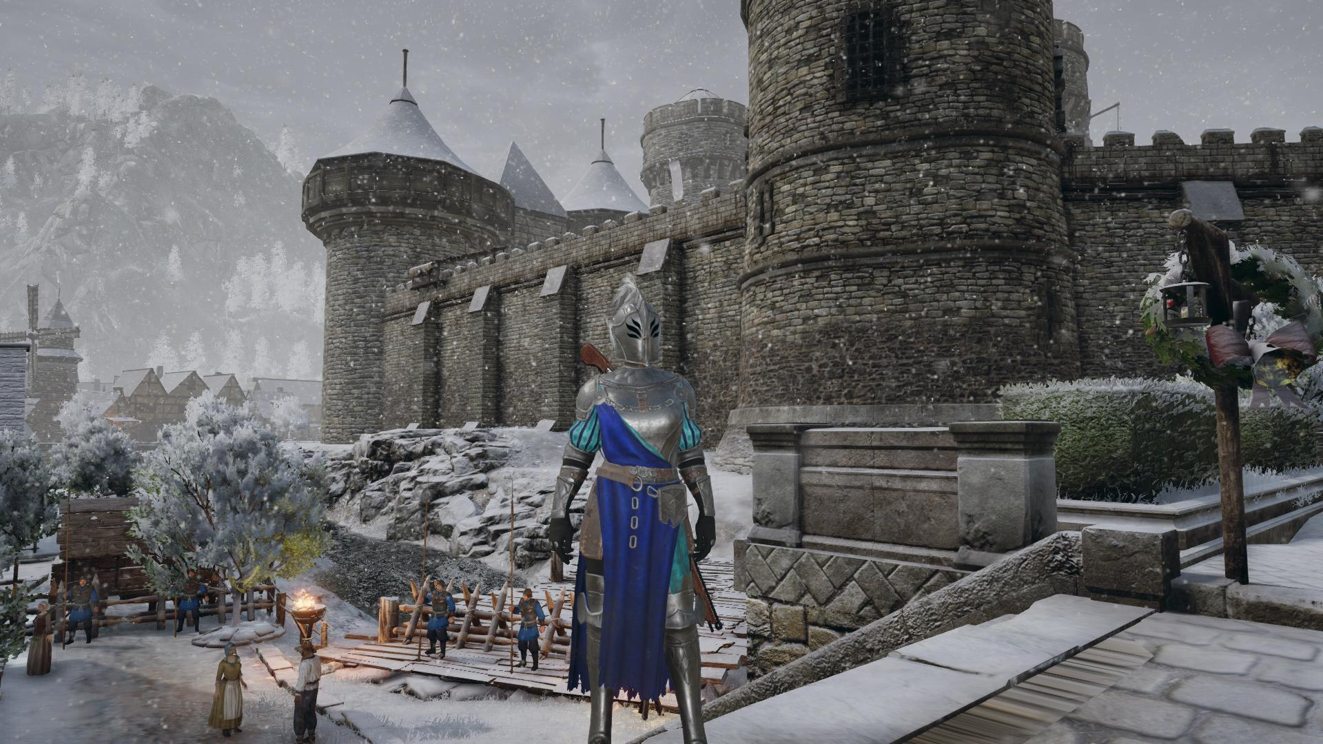 Conqueror's Blade Free Paladin Armor Giveaway