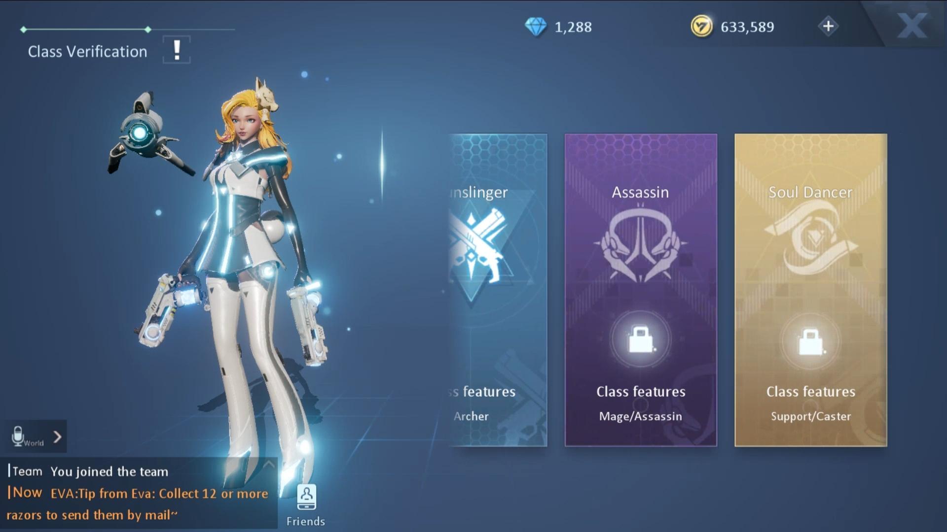 How to Unlock Classes in Dragon Raja