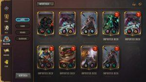 Legends of Runeterra Best Deck Codes