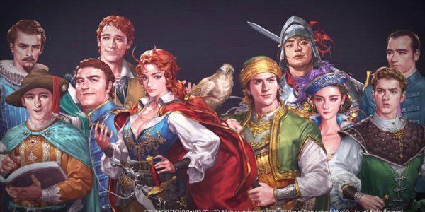 Uncharted Waters Origin game download