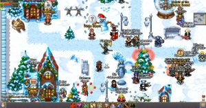Warspear Online holidays event 2020