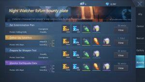 Dragon Raja Ally System Bounty
