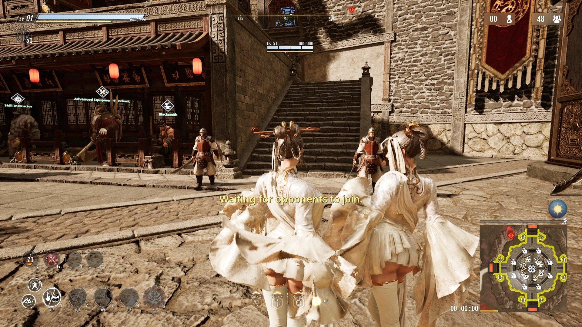 Hunters Arena Legends Preview Ara City