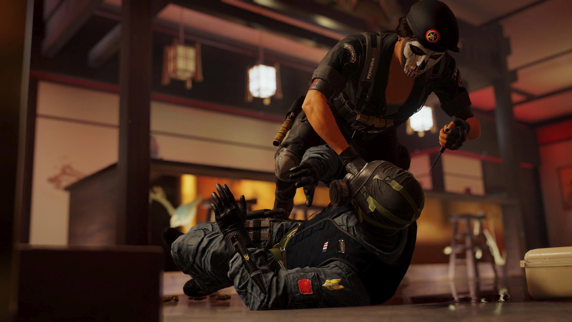 Rainbow Six Siege free to play