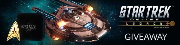 Star Trek Online Free Limited Edition Anniversary Badge